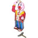 Dandy Clockwork Clown tin toy