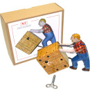 Removal man and box