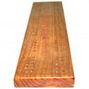 Wills's Woodbines cribbage board
