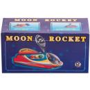 Spaceship Moon rocket